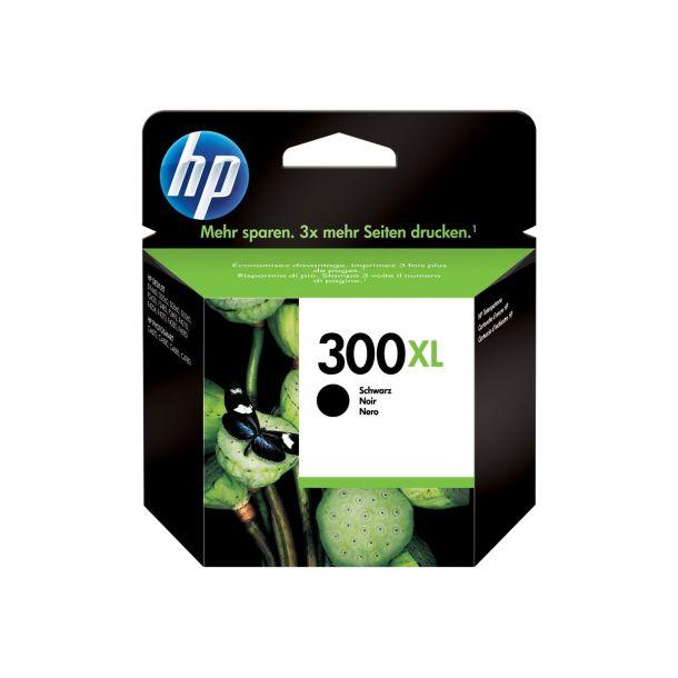 HP 300XL Sort 600 sider