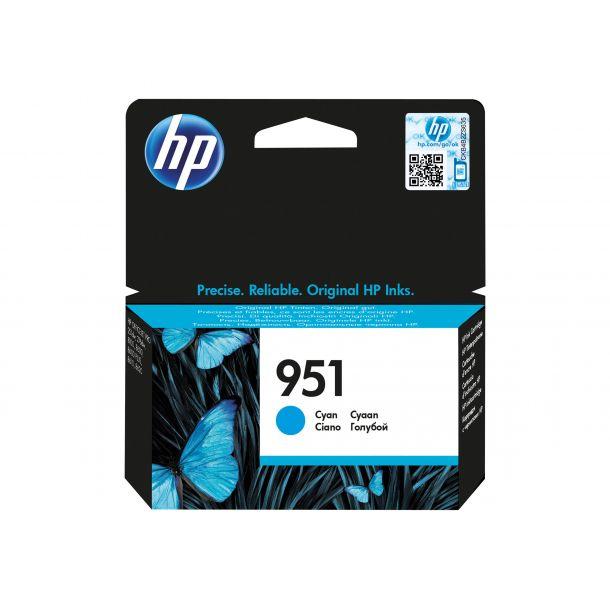 HP 951 Cyan 700 sider