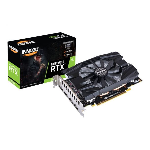 Inno3D GeForce RTX 2060 Compact 6GB GDDR6
