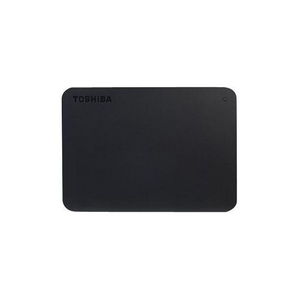 Toshiba Canvio Harddisk Basics USB 3.0
