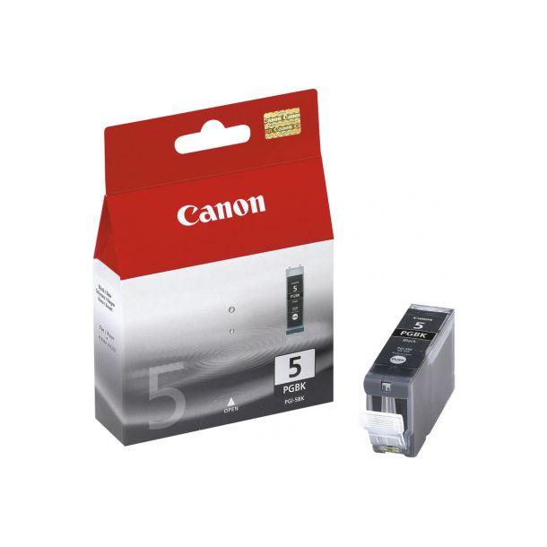 Canon PGI 5BK Pigmenteret sort 710 sider