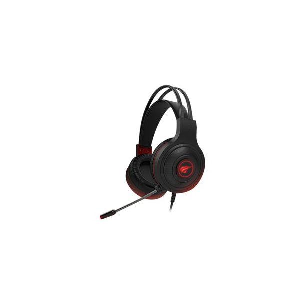 Havit GAMENOTE H2011d Kabling Sort Headset