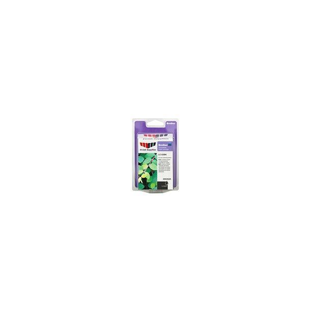 MMPS Black Inkjet Cartridge (LC123BK)