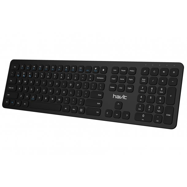 Havit KB235BT Multi-Device Tastatur Trådløs