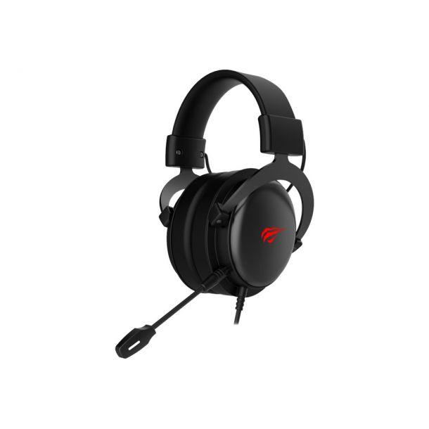 Havit GAMENOTE H2015d Kabling Sort Headset