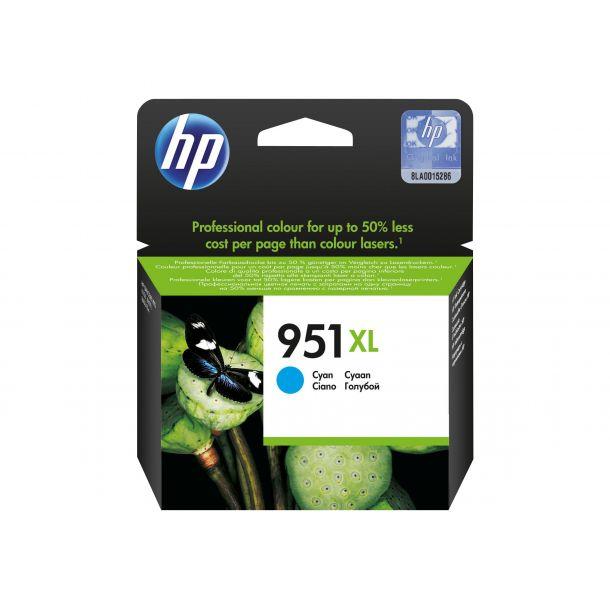 HP 951XL Cyan 1500 sider