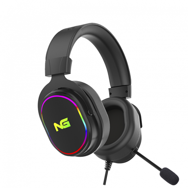 Nordic Gaming Spectrum 7.1 RGB Gaming Headset - NU PÅ LAGER...