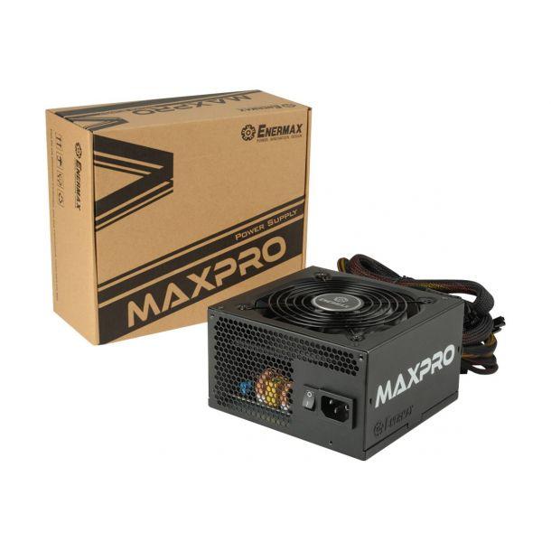 Strømforsyning ( intern ), ATX12V 2.3, 80 PLUS, AC 200-240 V, 400 Watt, aktiv PFC