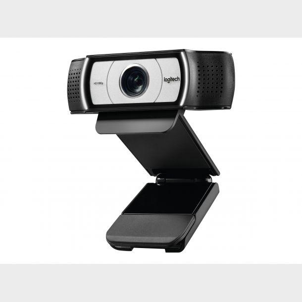 Logitech Webcam C930 1920 x 1080 Webkamera Fortrådet
