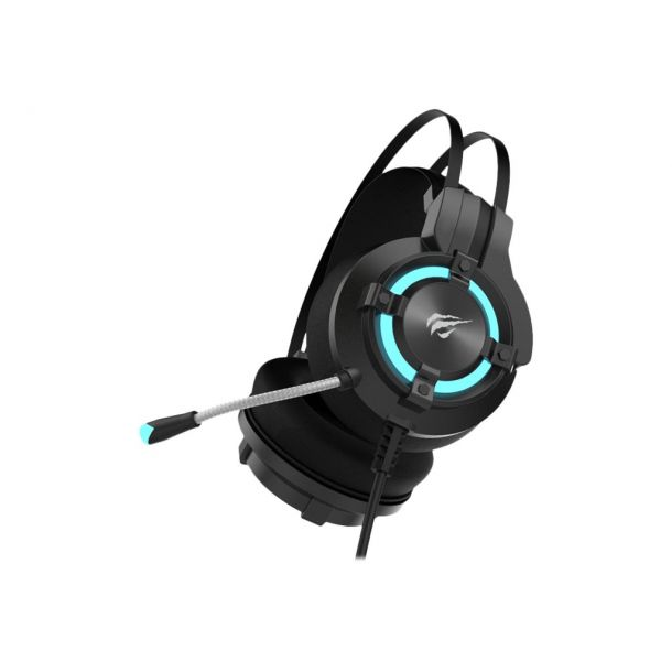 Havit Gaming Headset black 7.1 - Surround sound HV-H2212U