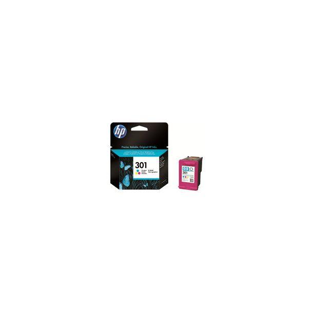 HP 301 Farve (cyan, magenta,