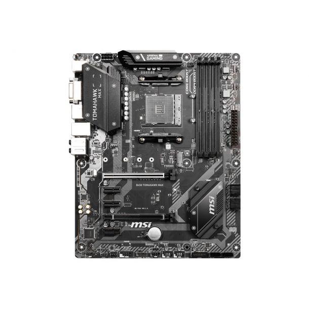 MSI B450 TOMAHAWK MAX ATX AM4 AMD B450