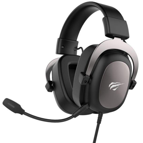 Havit Gaming Headset 7.1 Black + Gunmetal