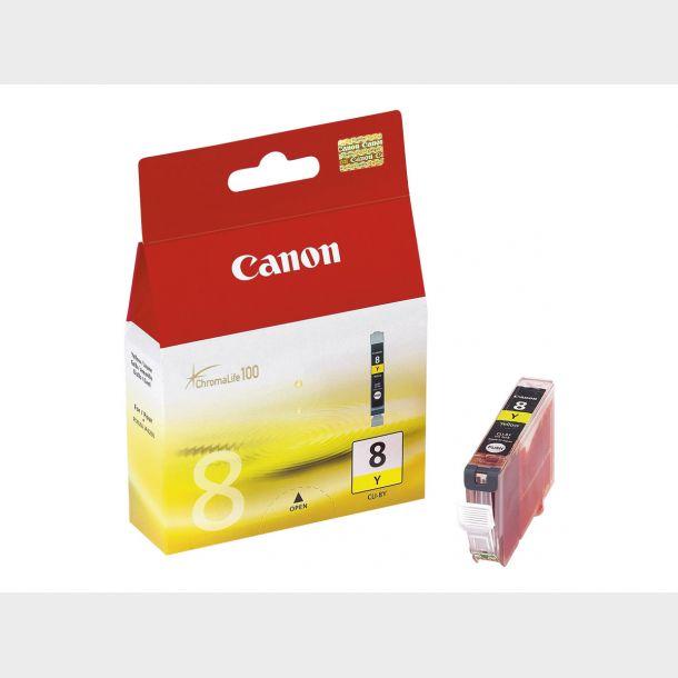 Canon CLI 8Y Gul 280 sider