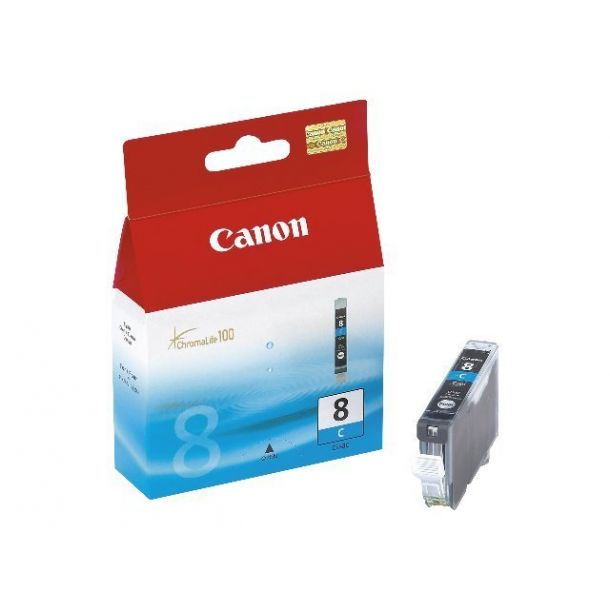 Canon CLI 8C Cyan 790 sider