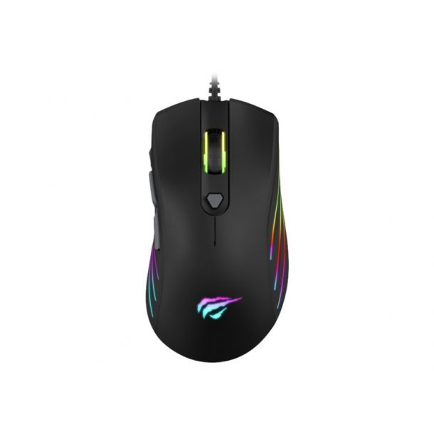 Havit Programmable RGB Gaming Mouse 7200DPI MS1002