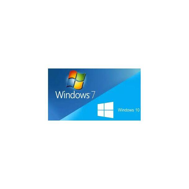 Opgradering til Windows 10