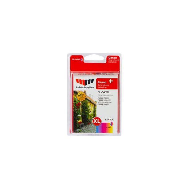 MMPS Color Inkjet Cartridge HC (CL-546XL)