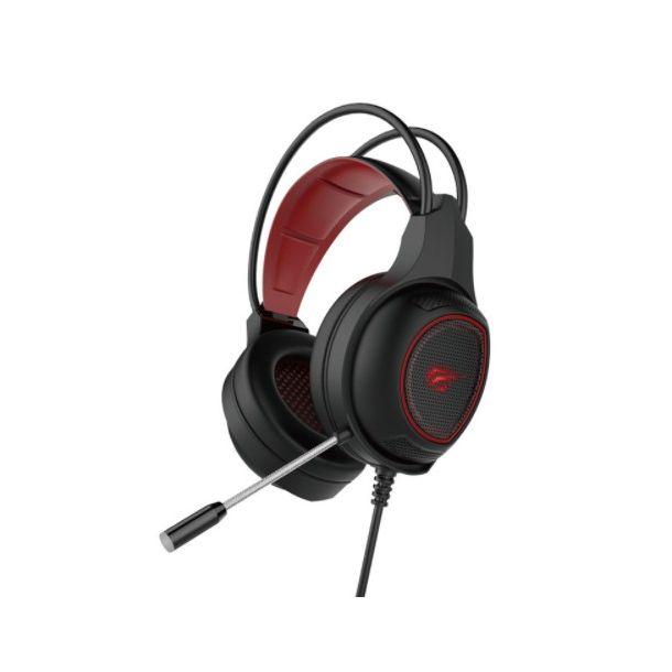 Havit Gaming headset Black+Red Havit HV-H2239D